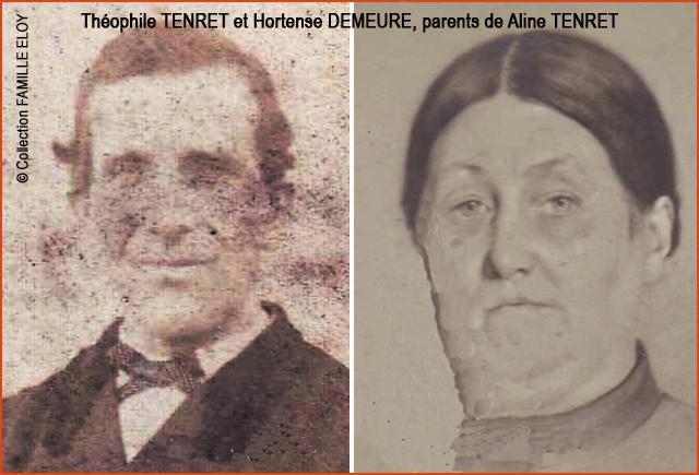 TENRET Théophile DEMEURE Hortense 640
